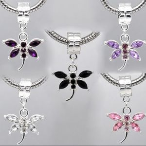 🎉FLASH SALE🎉 Dragon fly charm necklaces